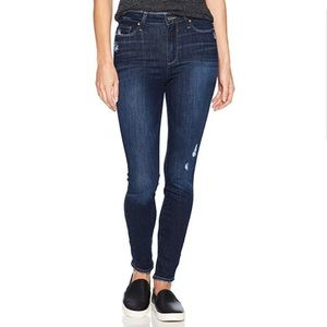 Paige Margot High Rise Ankle Skinny Jeans